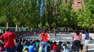 Festival de Teatro de Calle de Laguna de Duero 2013
