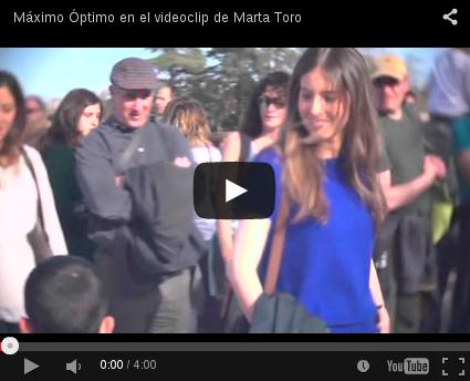 Videoclip Marta del Toro